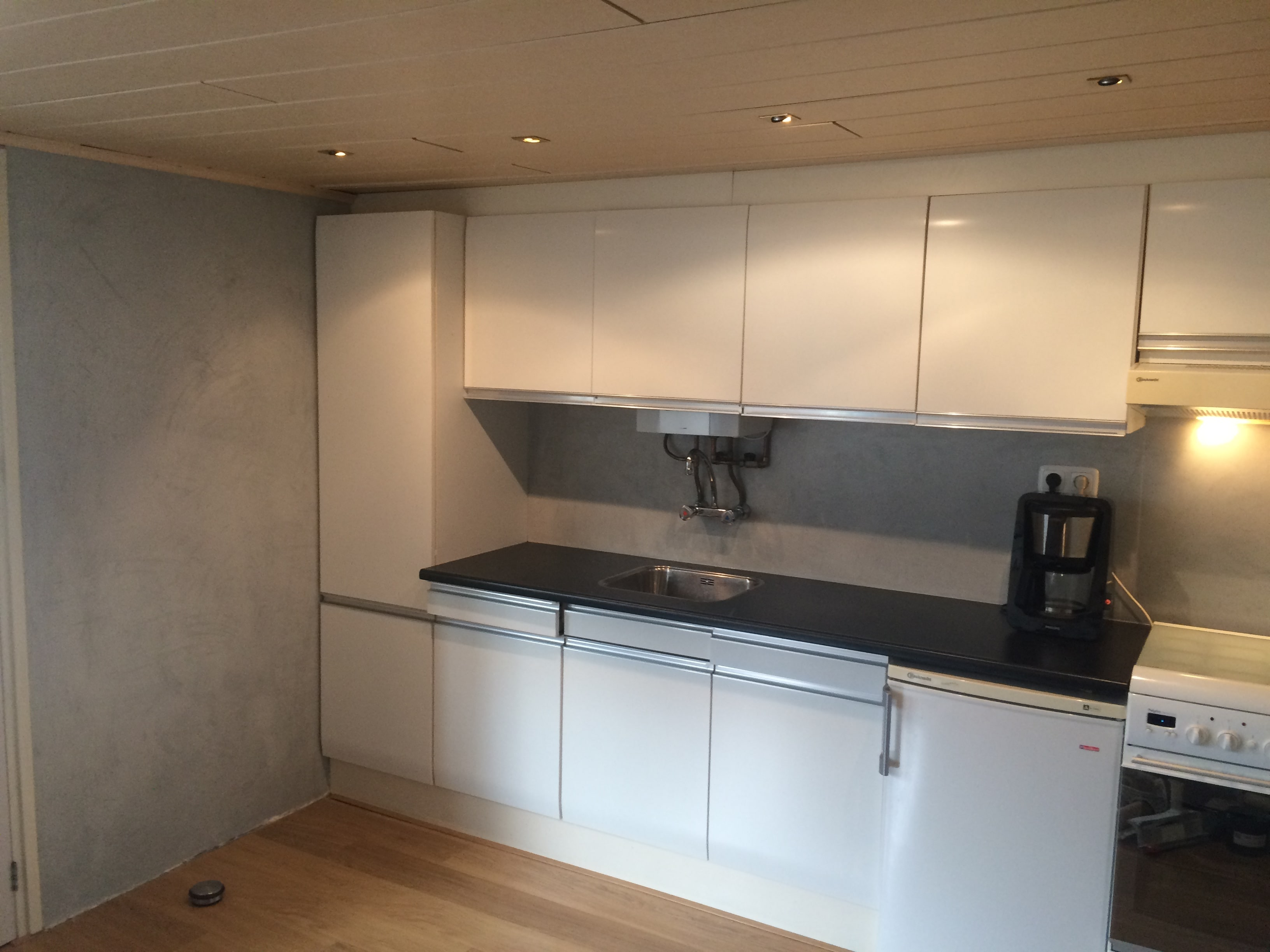 Restyle keuken keukenarchitectuur - Restyle houten trap ...